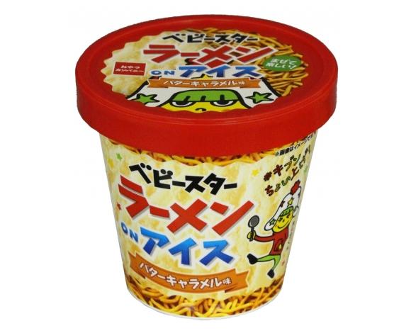 helado sabor ramen