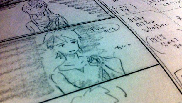 Ejemplo de Storyboard.