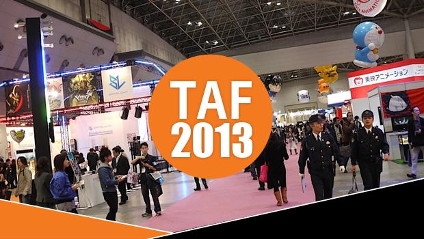 Reportaje y cobertura de la TAF 2013.