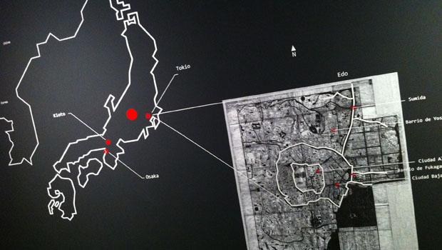 Ukiyo-e: Exhibición MACG