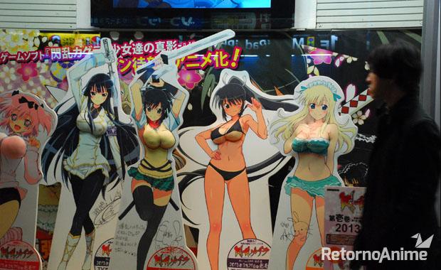 Akihabara / pósters 3D