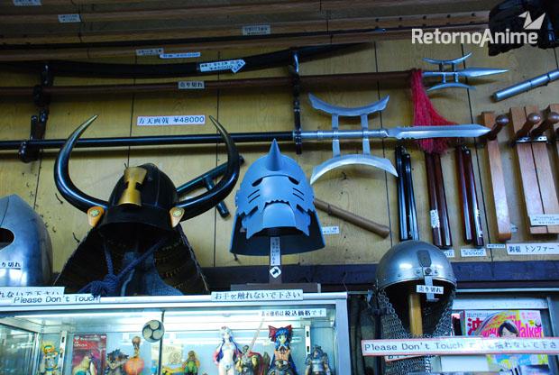 Tienda de Armas en Kamakura