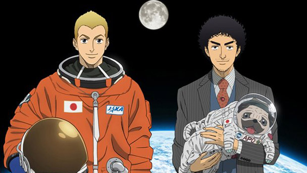 "Cine: Teaser para la película de ""Space Brothers"""