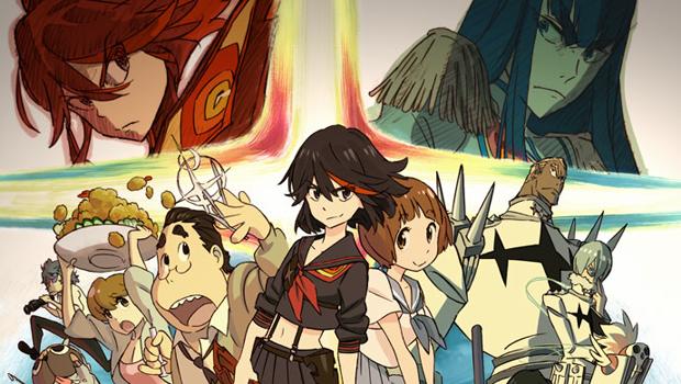 Anime: ¡Llega Kill la Kill a Netflix Latino América!