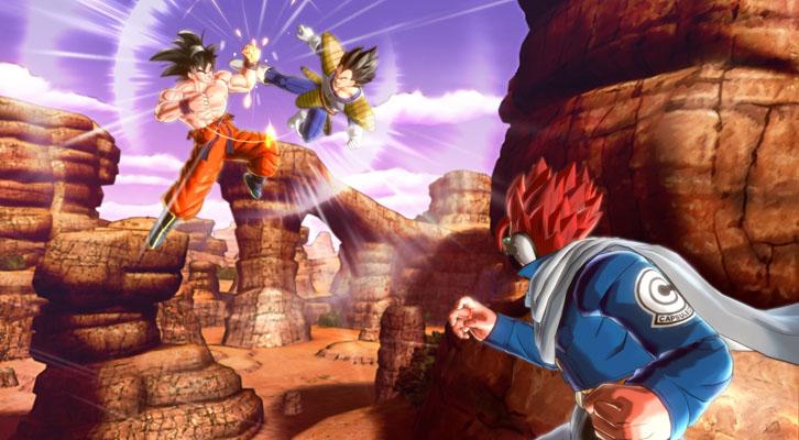"""VG: Trailer e información del juego """"Dragon Ball Xenoverse"""""""