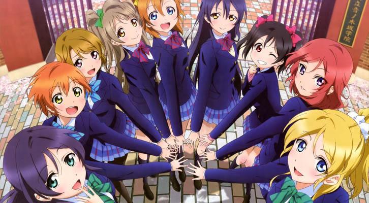 Cine: Love Live! School Idol Project tendrá película.