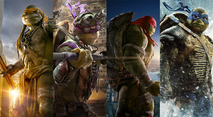 ¡Cowabunga! Nuevo trailer de Teenage Mutant Ninja Turtles (2014)