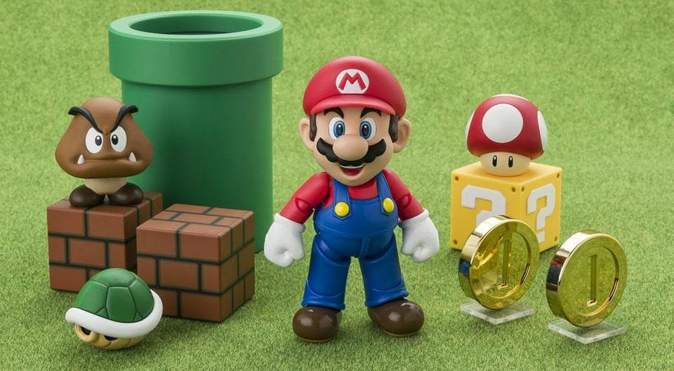 Concurso: ¡Gana el Kit de Super Mario Bros!