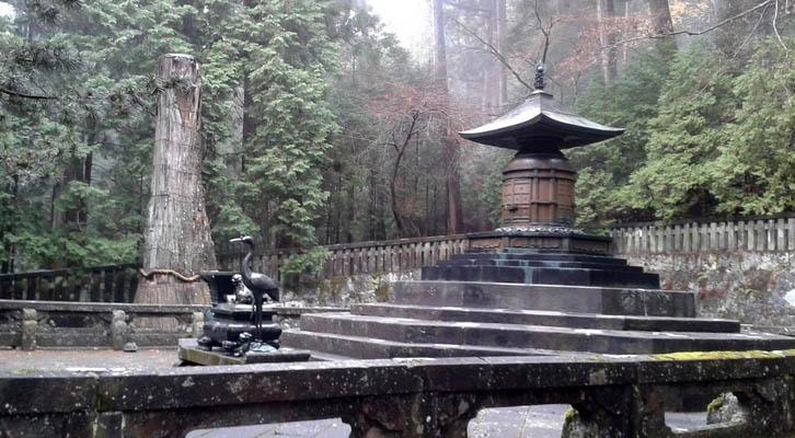 "Instantánea de Japón 50: ""Santuario de Nikkô"""