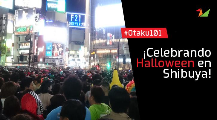 Japón: ¡Celebrando Halloween en Shibuya! #Japón