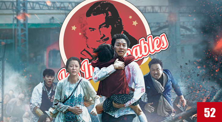 #Podcast Los Inmamables 52: Narcos 2 y Train to Busan