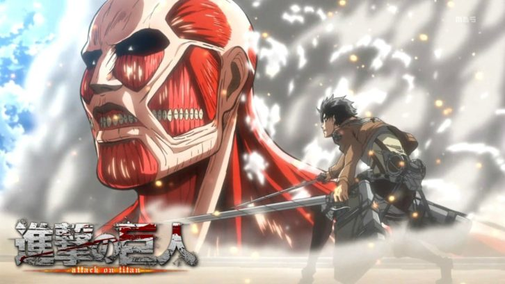 Attack on Titan en Cinepolis