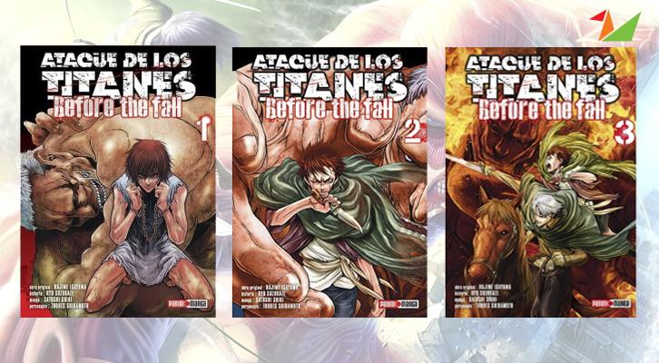 mangas before