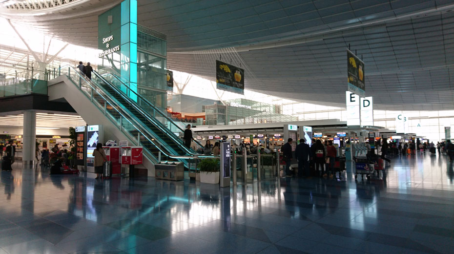 Aeropuerto-Haneda
