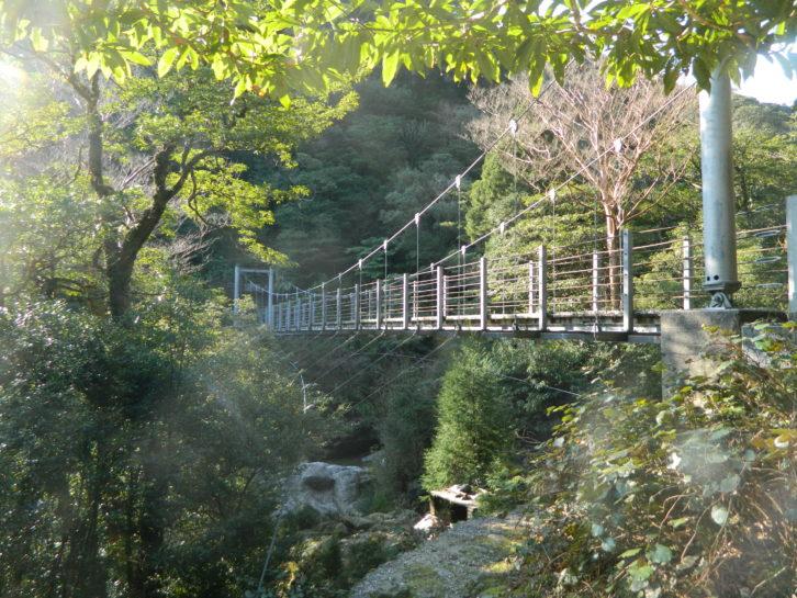 El puente anterior era para principiantes. Si quieres encontrar el Mono de Jade debes cruzar éste.