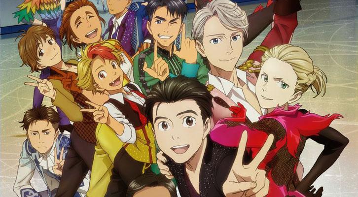 #Anime Yuri on Ice el favorito de los fans en Tokyo Anime Award Festival
