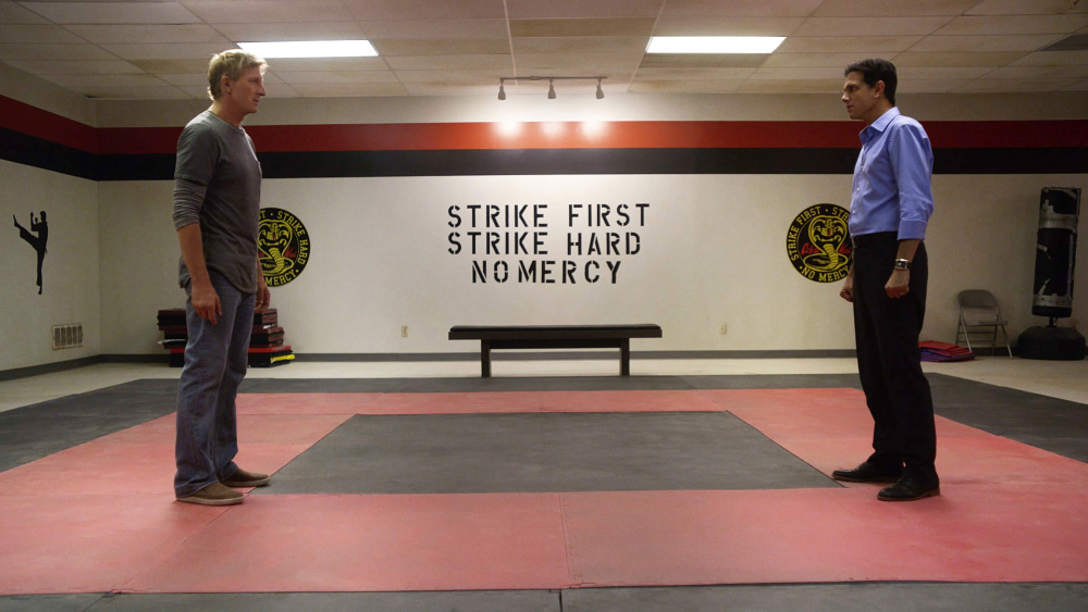 Cobra Kai Youtube