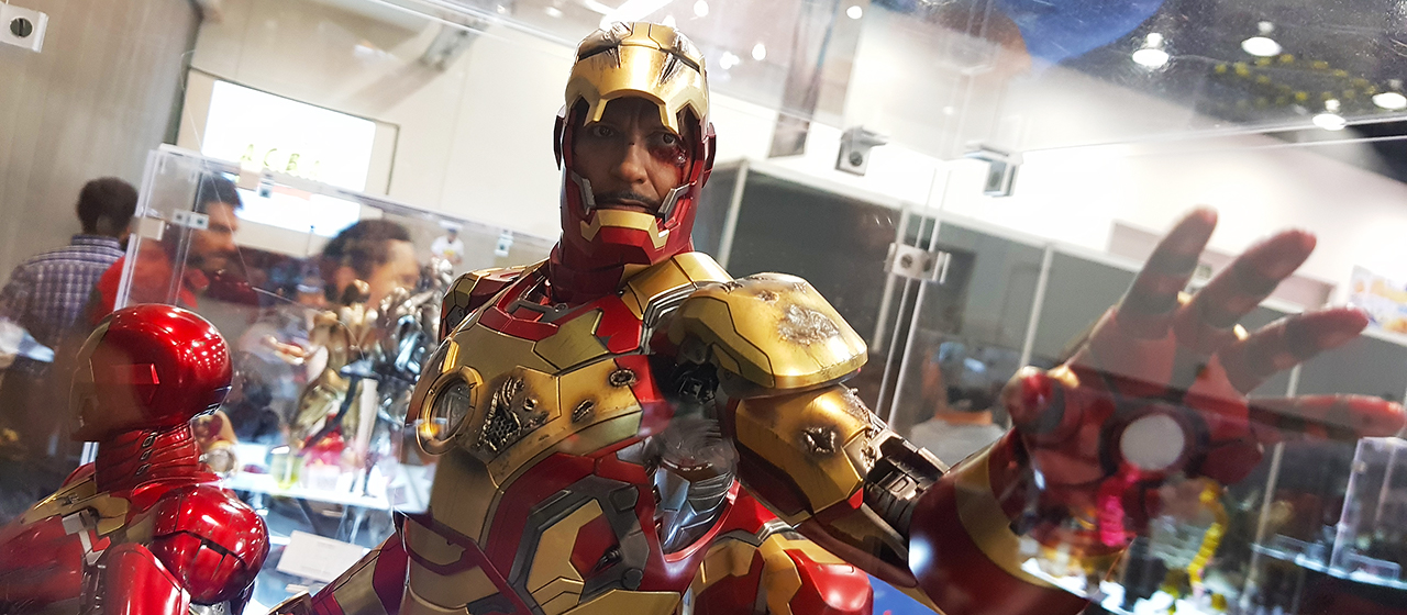 Iron Man, Unboxing 2018