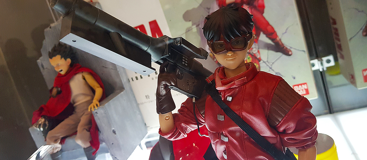 Akira, Unboxing Toy Convention 2018