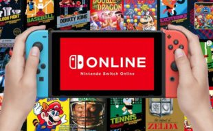 Nintendo Switch Online Main