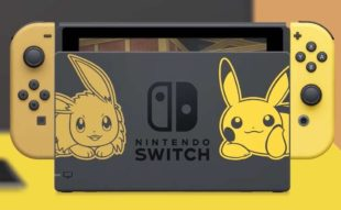 Pokémon Let's Go Limited Edition