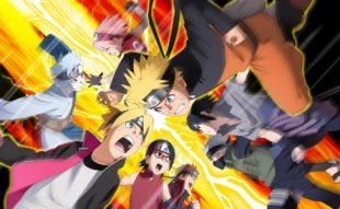 Naruto to Boruto Shinobi Striker Head