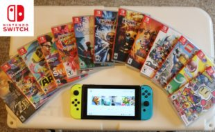 Nintendo Switch 3rd Party Games