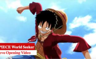 One Piece World Seeker Opening