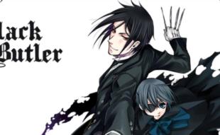 Black Butler #1 Main