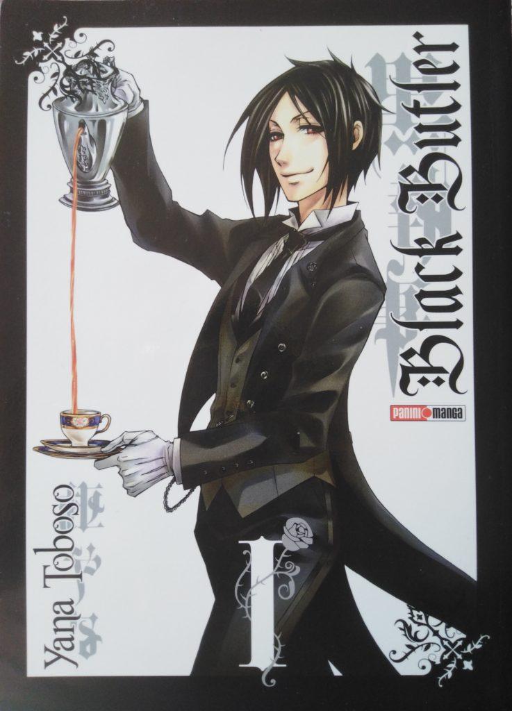 Black Butler #1 img 2
