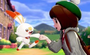 Pokémon Sword & Shield Main