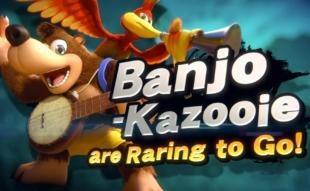 SSBU Banjo & Kazooie Main